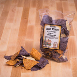 Trio Tortilla Chips 3oz