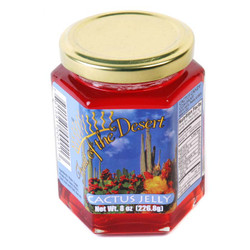 Gourmet Cactus Jelly 8oz-Case of 12