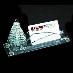 Pine Tree - Business Card Holder