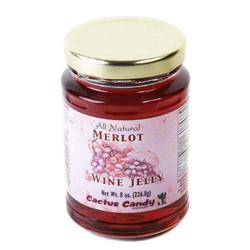 Gourmet Merlot Jelly-Case of 12