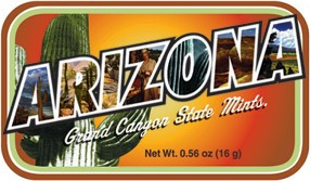 Arizona Mints-Case of 60