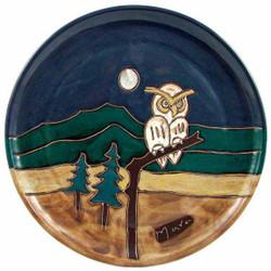 "Mara Platter 12"" - Owl"