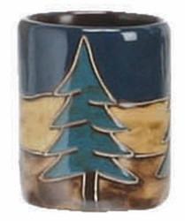 Mara Cup 9oz - Trees