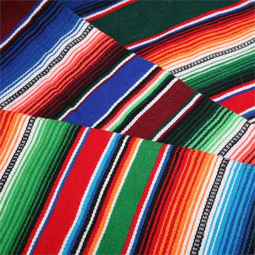 Serape Mexican Blanket