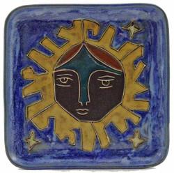 "Mara Salad Plate 8.5"" - Celestial"