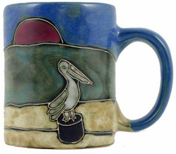 Mara Mug 9oz - Pelican