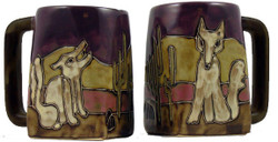 Mara Square Mug 12oz - Coyote