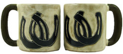 Mara Mug 16oz - Horseshoes