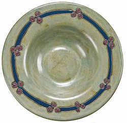 "Mara PASTA Plate 12"" - Antique Green"