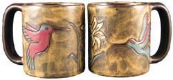 Mara Mug 16oz - Hummingbird #2
