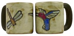Mara Mug 16oz - Hummingbird #1