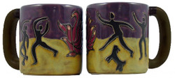 Mara Mug 16oz - Fire Dancers
