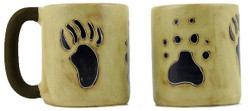 Mara Mug 16oz - Bear / Wolf Paw