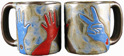 Mara Mug 16oz - Hand Signs