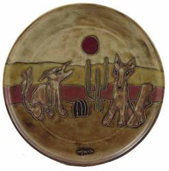 "Mara Platter 12"" - Coyote"