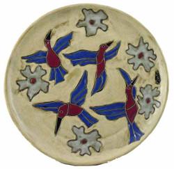 """Mara Platter 12"""" - Hummingbird"""