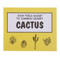 Easy Field Guide - Cactus