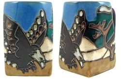 Mara Square Mug 12oz - Eagle