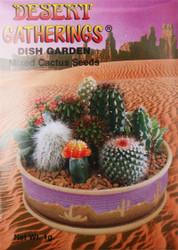 Dish Cactus Garden Seeds