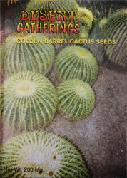 Golden Barrel Cactus Seeds
