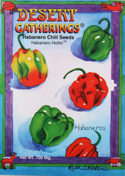 Habanero Chili Seeds