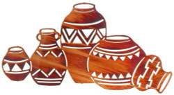 Southwest Pottery - Backordered until end of October