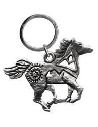 Pony Fetish Mini Keychain