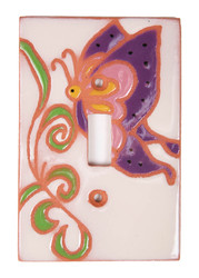 Butteryfly Switch Plate Cover