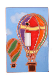 Balloons Switch Plate Cover