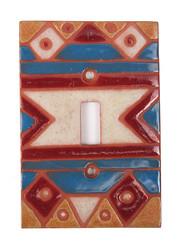 Southwest Serape Switch Plate Cover