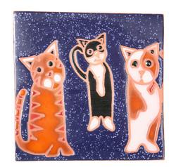 Cats Trivet