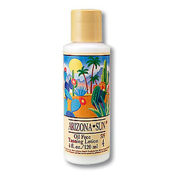Tanning Lotion, SPF4 - 4oz