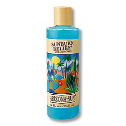 Sunburn Relief with Aloe - 8oz