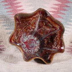 Rustic Flame Large Bowl