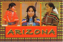 Arizona Natives Postcard - Pack of 100