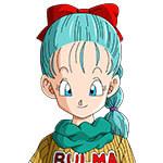 Bulma Cosplay Wig