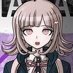 Chiaki Nanami Cosplay Wig