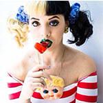 Melanie Martinez Cosplay Wig