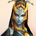 Midna Twilight Princess Cosplay Wig