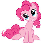 Pinkie Pie Cosplay Wig