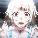 Suzuya Tokyo Ghoul Cosplay Wig