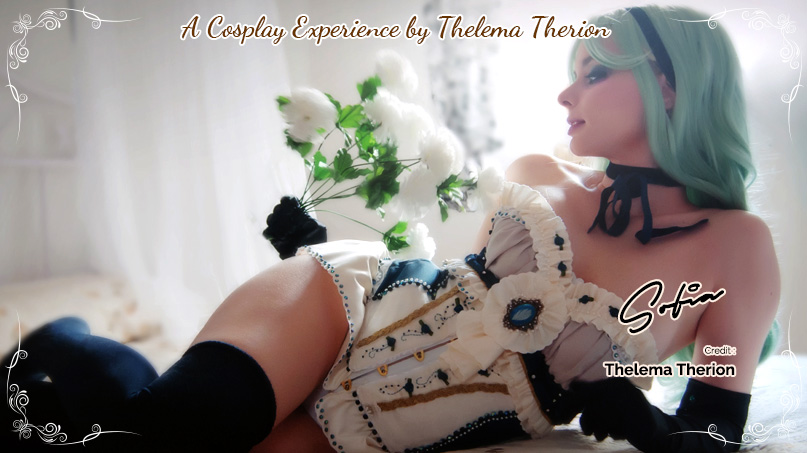 Wiga Cosplayer -Thelema Therion