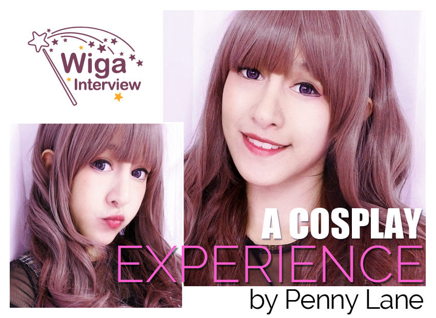 Wiga Cosplayer - Penny