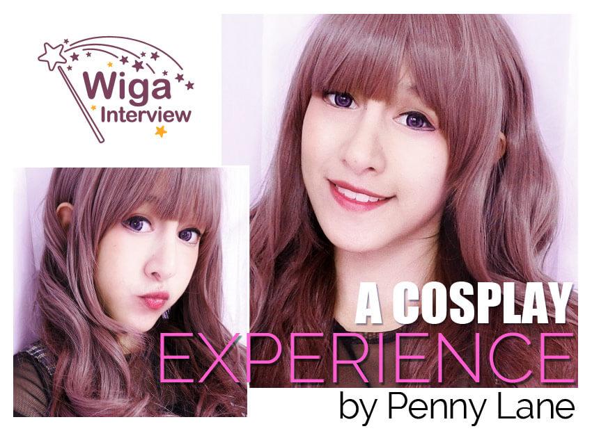 Wiga Cosplayer - Penny