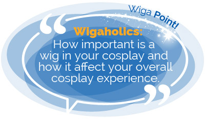 Wig in Cosplay