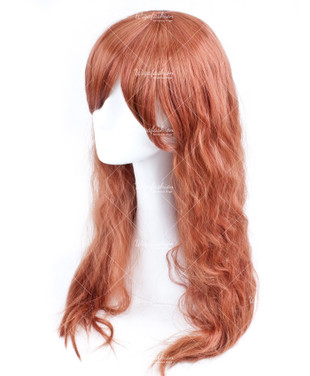 Baby Brown Long Wavy 70cm