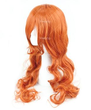 Strawberry Blonde Long Wavy 80cm