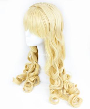 Light Blonde Long Wavy 75cm