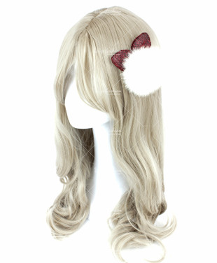Blonde Medium Wavy 60cm