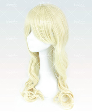 Pale Blonde Long Wavy 65cm